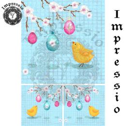16281. Декупажная карта Impressio, плотность 45 г/м2