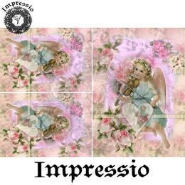 16300. Декупажная карта Impressio, плотность 45 г/м2