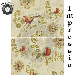 16440. Декупажная карта Impressio, плотность 45 г/м2