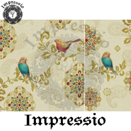16442. Декупажная карта Impressio, плотность 45 г/м2
