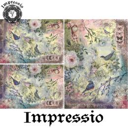 16459. Декупажная карта Impressio, плотность 45 г/м2