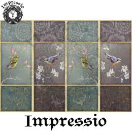 16460. Декупажная карта Impressio, плотность 45 г/м2