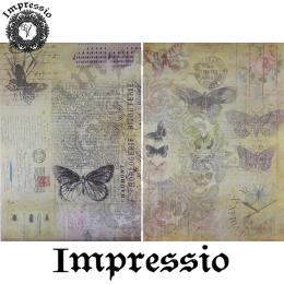 16461. Декупажная карта Impressio, плотность 45 г/м2