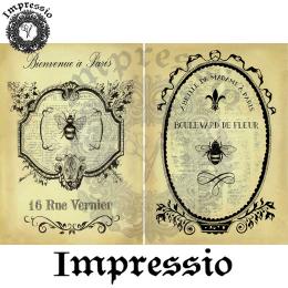 16463. Декупажная карта Impressio, плотность 45 г/м2