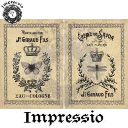 16464. Декупажная карта Impressio, плотность 45 г/м2