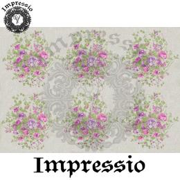 16474. Декупажная карта Impressio, плотность 45 г/м2