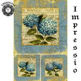 16496. Декупажная карта Impressio, плотность 45 г/м2