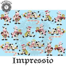 16625. Декупажная карта Impressio, плотность 45 г/м2