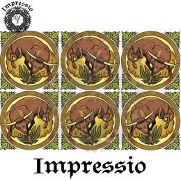 16642. Декупажная карта Impressio, плотность 45 г/м2