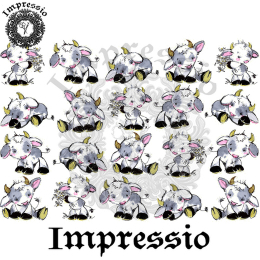 16656. Декупажная карта Impressio, плотность 45 г/м2