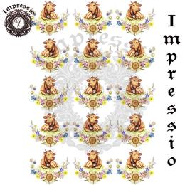 16659. Декупажная карта Impressio, плотность 45 г/м2