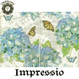 16673. Декупажная карта Impressio, плотность 45 г/м2