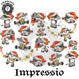 16730. Декупажная карта Impressio, плотность 45 г/м2