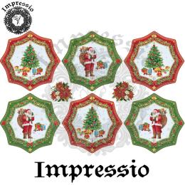 16755. Декупажная карта Impressio, плотность 45 г/м2