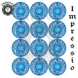 16765. Декупажная карта Impressio, плотность 45 г/м2