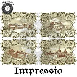 16770. Декупажная карта Impressio, плотность 45 г/м2
