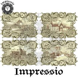 16771. Декупажная карта Impressio, плотность 45 г/м2