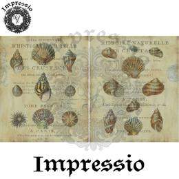 16800. Декупажная карта Impressio, плотность 45 г/м2