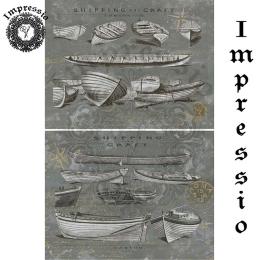 16791. Декупажная карта Impressio, плотность 45 г/м2