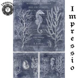 16803. Декупажная карта Impressio, плотность 45 г/м2