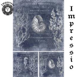16804. Декупажная карта Impressio, плотность 45 г/м2