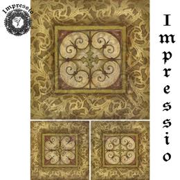 16820. Декупажная карта Impressio, плотность 45 г/м2