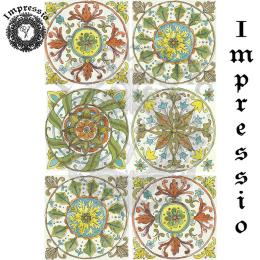 16827. Декупажная карта Impressio, плотность 45 г/м2