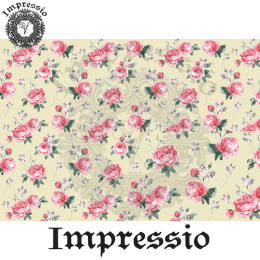 16921. Декупажная карта Impressio, плотность 45 г/м2