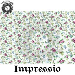 16922. Декупажная карта Impressio, плотность 45 г/м2