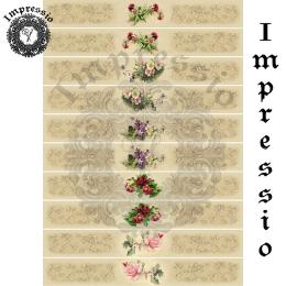16934. Декупажная карта Impressio, плотность 45 г/м2