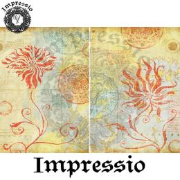 16975. Декупажная карта Impressio, плотность 45 г/м2