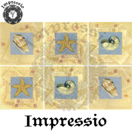 16976. Декупажная карта Impressio, плотность 45 г/м2