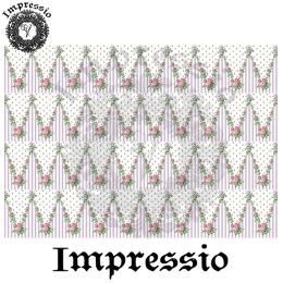 17022. Декупажная карта Impressio, плотность 45 г/м2