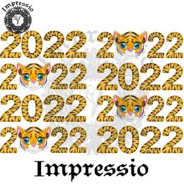 17049. Декупажная карта Impressio, плотность 45 г/м2