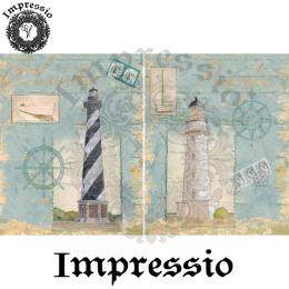 17071. Декупажная карта Impressio, плотность 45 г/м2