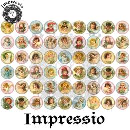 17117. Декупажная карта Impressio, плотность 45 г/м2