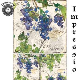 17301. Декупажная карта Impressio, плотность 45 г/м2