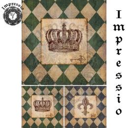 17342. Декупажная карта Impressio, плотность 45 г/м2