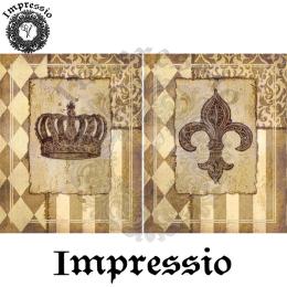 17344. Декупажная карта Impressio, плотность 45 г/м2