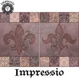 17345. Декупажная карта Impressio, плотность 45 г/м2