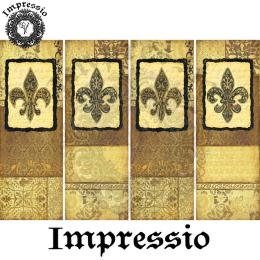 17346. Декупажная карта Impressio, плотность 45 г/м2