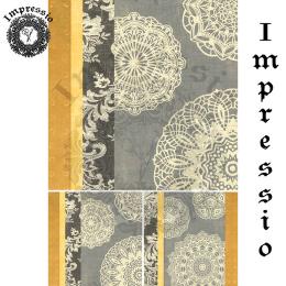 17366. Декупажная карта Impressio, плотность 45 г/м2