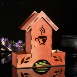 ЧД-99. Чайный домик «Какао»