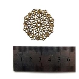 hm-51. Декоративный элемент круглый. 10 шт., 15 руб/шт