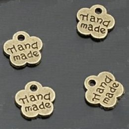 hm-1. Подвеска,  античная бронза. Handmade  5 шт., 6 руб/шт