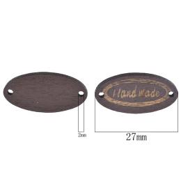 hm-1046. Табличка Handmade. 200 шт., 4 руб/шт