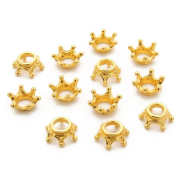 hm-1414. Декор Корона, цвет золото