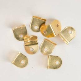 hm-1886. Уголок, золото, 20 шт, 4 руб/шт