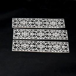 hm-2003. Декор, цвет темное серебро