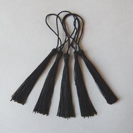 hm-2121. Кисточка, цвет черный. 10 шт., 10 руб/шт